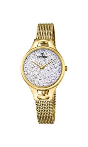 フェスティナ フェスティーナ スイス 腕時計 レディース 【送料無料】Festina Women's Analogue Quartz Watch with Stainless Steel Strap F20332/1フェスティナ フェスティーナ スイス 腕時計 レディース