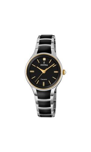 フェスティナ フェスティーナ スイス 腕時計 レディース 【送料無料】Festina Womens Analogue Quartz Watch with Stainless Steel Strap F20474/4フェスティナ フェスティーナ スイス 腕時計 レディース