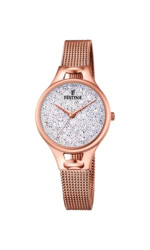腕時計 フェスティナ フェスティーナ スイス レディース 【送料無料】Festina Women's Analogue Quartz Watch with Stainless Steel Strap F20333/1腕時計 フェスティナ フェスティーナ スイス レディース