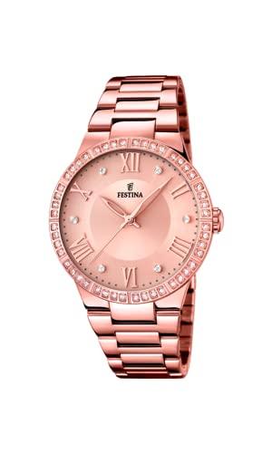 フェスティナ フェスティーナ スイス 腕時計 レディース 【送料無料】Festina Classic Ladies F16721/2 Wristwatch for women With crystalsフェスティナ フェスティーナ スイス 腕時計 レディース