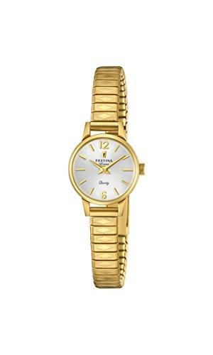 腕時計 フェスティナ フェスティーナ スイス レディース 【送料無料】Festina Womens Analogue Classic Quartz Connected Wrist Watch with Stainless Steel Strap F20263/1腕時計 フェスティナ フェスティーナ スイス レディース