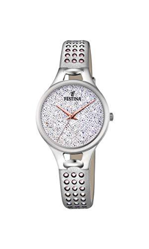 フェスティナ フェスティーナ スイス 腕時計 レディース 【送料無料】Festina Watches Womens Analog Quartz Watch with Leather Bracelet F20407/1フェスティナ フェスティーナ スイス 腕時計 レディース