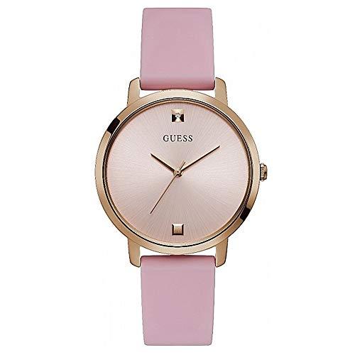 ゲス GUESS 腕時計 レディース 【送料無料】Guess nova Womens Analog Quartz Watch with Silicone Bracelet W1210L3ゲス GUESS 腕時計 レディース