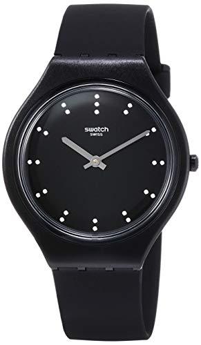 スウォッチ 腕時計 メンズ 【送料無料】Swatch Unisex Adult Analogue Quartz Watch with Silicone Strap SVOB106スウォッチ 腕時計 メンズ