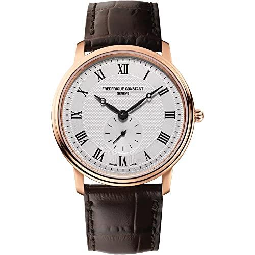 フレデリックコンスタント フレデリック・コンスタント 腕時計 レディース 【送料無料】Frederique Constant Slimline Ladies Small Seconds Quartz Watch FC-235M4S4フレデリックコンスタント フレデリック・コンスタント 腕時計 レディース