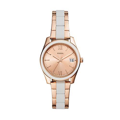 フォッシル 腕時計 レディース 【送料無料】Fossil Mini Scarlette - ES4589 Rose One Sizeフォッシル 腕時計 レディース