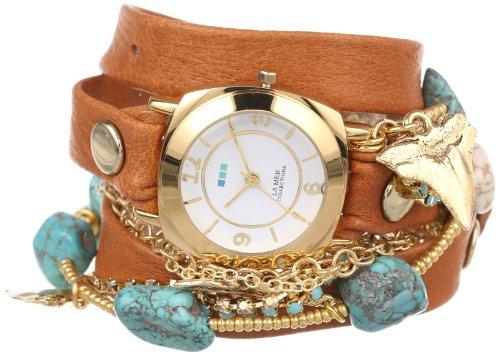 ラメールコレクションズ 腕時計 レディース LMMULTI2005 La Mer Collections Women's LMMULTI2005 Navajo Charm Wrap Watchラメールコレクションズ 腕時計 レディース LMMULTI2005