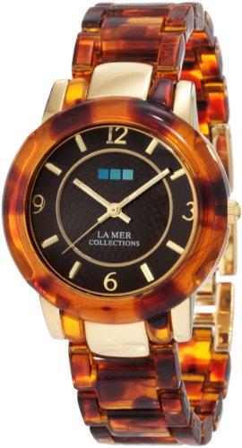 ラメールコレクションズ 腕時計 レディース LMINDO002 La Mer Collections Women's LMINDO002 Indo Lucite Watchラメールコレクションズ 腕時計 レディース LMINDO002