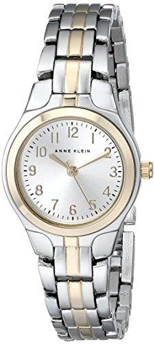 腕時計 アンクライン レディース 10/5491SVTT 【送料無料】Anne Klein Women's 105491SVTT Two-Tone Dress Watch腕時計 アンクライン レディース 10/5491SVTT