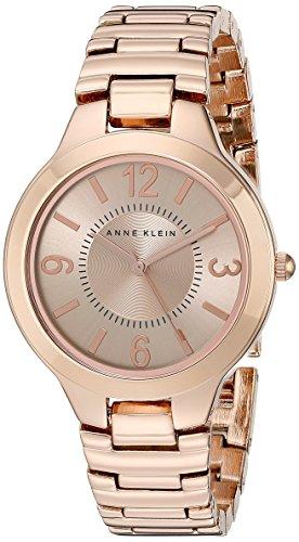 腕時計 アンクライン レディース AK/1450RGRG 【送料無料】Anne Klein Women's AK/1450RGRG Rose Gold Tone Bracelet Watch腕時計 アンクライン レディース AK/1450RGRG