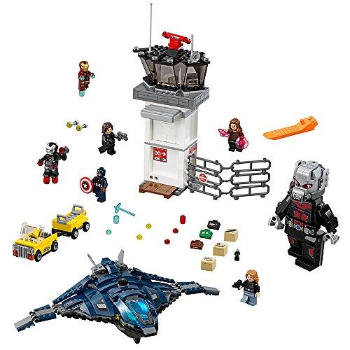 レゴ スーパーヒーローズ マーベル DCコミックス スーパーヒーローガールズ 6137816 【送料無料】LEGO Super Heroes Super Hero Airport Battle 76051レゴ スーパーヒーローズ マーベル DCコミックス スーパーヒーローガールズ 6137816