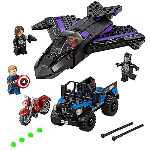 レゴ スーパーヒーローズ マーベル DCコミックス スーパーヒーローガールズ 76047 【送料無料】LEGO Marvel Super Heroes Black Panther Pursuit 76047 Toyレゴ スーパーヒーローズ マーベル DCコミックス スーパーヒーローガールズ 76047