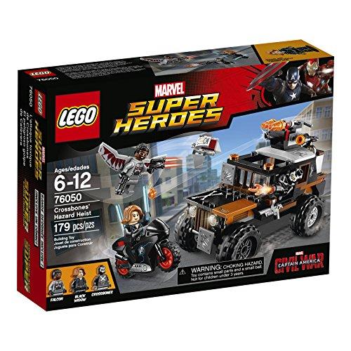 レゴ スーパーヒーローズ マーベル DCコミックス スーパーヒーローガールズ 6137815 LEGO Super Heroes Crossbones' Hazard Heist 76050レゴ スーパーヒーローズ マーベル DCコミックス スーパーヒーローガールズ 6137815