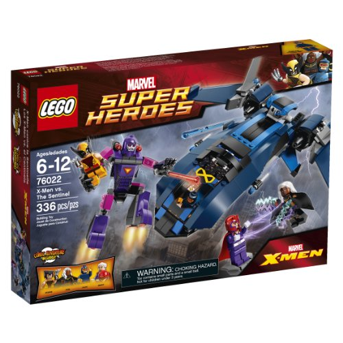 レゴ スーパーヒーローズ マーベル DCコミックス スーパーヒーローガールズ 6062407 LEGO Superheroes X-Men vs. The Sentinel Building Set 76022 (Discontinued by manufacturer)レゴ スーパーヒーローズ マーベル DCコミックス スーパーヒーローガールズ 6062407