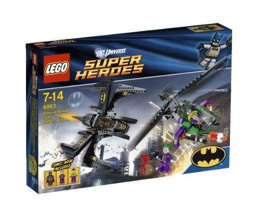 レゴ スーパーヒーローズ マーベル DCコミックス スーパーヒーローガールズ 6863 LEGO Super Heroes Batwing Battle Over Gotham City 6863レゴ スーパーヒーローズ マーベル DCコミックス スーパーヒーローガールズ 6863