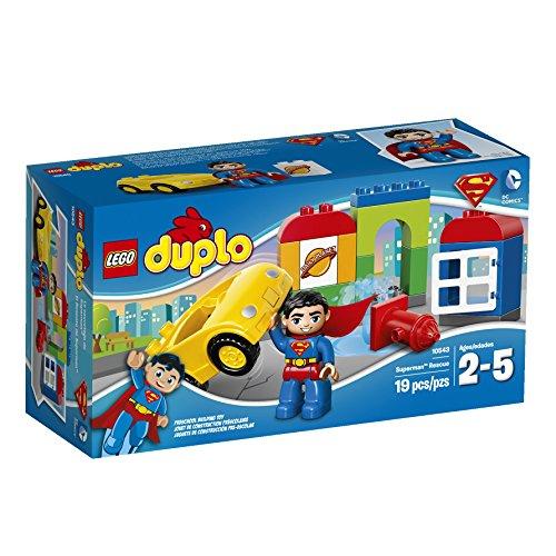 レゴ スーパーヒーローズ マーベル DCコミックス スーパーヒーローガールズ 6061857 LEGO DUPLO Super Heroes Superman Rescue Building Set 10543レゴ スーパーヒーローズ マーベル DCコミックス スーパーヒーローガールズ 6061857