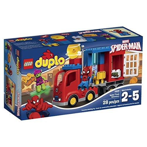 レゴ スーパーヒーローズ マーベル DCコミックス スーパーヒーローガールズ 6117620 LEGO DUPLO Spider-Man Spider Truck Adventure 10608レゴ スーパーヒーローズ マーベル DCコミックス スーパーヒーローガールズ 6117620