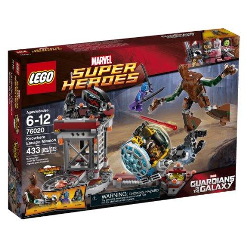 レゴ スーパーヒーローズ マーベル DCコミックス スーパーヒーローガールズ 6062403 LEGO Superheroes 76020 Knowhere Escape Mission Building Set (Discontinued by manufacturer)レゴ スーパーヒーローズ マーベル DCコミックス スーパーヒーローガールズ 6062403
