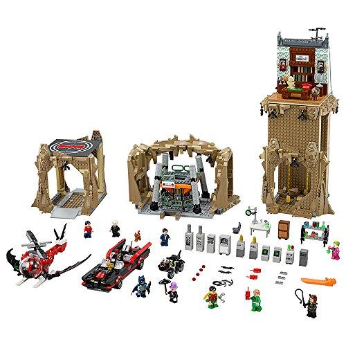 レゴ スーパーヒーローズ マーベル DCコミックス スーパーヒーローガールズ 6137819 【送料無料】LEGO Super Heroes Batman Classic TV Series Batcave 76052レゴ スーパーヒーローズ マーベル DCコミックス スーパーヒーローガールズ 6137819