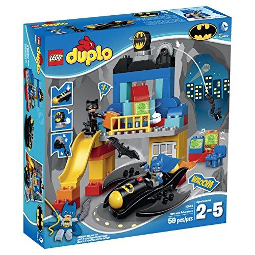 レゴ スーパーヒーローズ マーベル DCコミックス スーパーヒーローガールズ 6061861 LEGO Duplo Super Heroes Batcave Adventure 10545 Building Toyレゴ スーパーヒーローズ マーベル DCコミックス スーパーヒーローガールズ 6061861