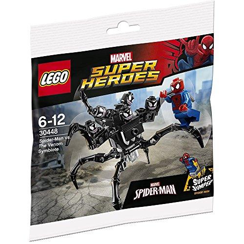 レゴ スーパーヒーローズ マーベル DCコミックス スーパーヒーローガールズ 30448 LEGO, Marvel Super Heroes, Spider-Man vs. the Venom Symbiote (30448)?Bagged Setレゴ スーパーヒーローズ マーベル DCコミックス スーパーヒーローガールズ 30448