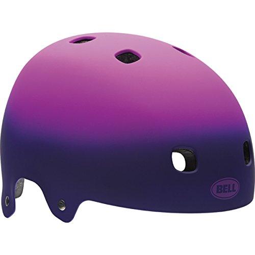 ヘルメット スケボー スケートボード 海外モデル 直輸入 7056527 Bell Adult Segment, Matte Purple Comet - Mediumヘルメット スケボー スケートボード 海外モデル 直輸入 7056527