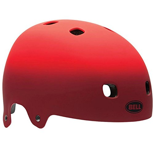 ヘルメット スケボー スケートボード 海外モデル 直輸入 7056530 【送料無料】Bell Adult Segment, Red Comet - Mediumヘルメット スケボー スケートボード 海外モデル 直輸入 7056530