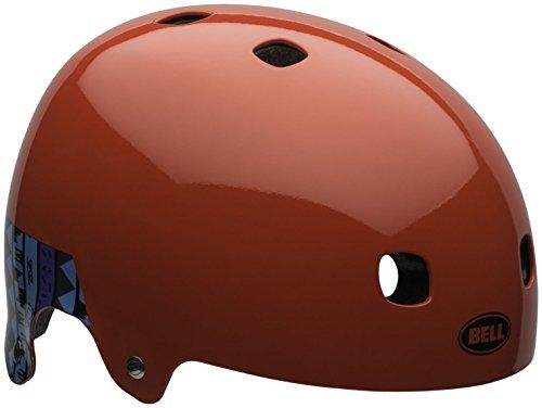ヘルメット スケボー スケートボード 海外モデル 直輸入 7067827 Bell Segment Helmet - Kid's Red Paul Frank Graffiti X-Smallヘルメット スケボー スケートボード 海外モデル 直輸入 7067827