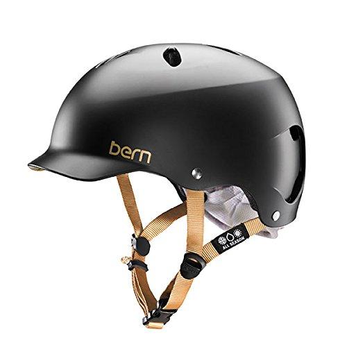 ヘルメット スケボー スケートボード 海外モデル 直輸入 VW5ESBKXSS Bern Unlimited Lenox EPS Summer Helmet, Satin Black, X-Small/Smallヘルメット スケボー スケートボード 海外モデル 直輸入 VW5ESBKXSS