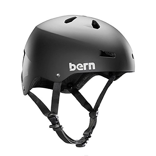 ヘルメット スケボー スケートボード 海外モデル 直輸入 VM2EMBKXXL Bern - Summer Team Macon EPS Helmet, Matte Black, XXLヘルメット スケボー スケートボード 海外モデル 直輸入 VM2EMBKXXL