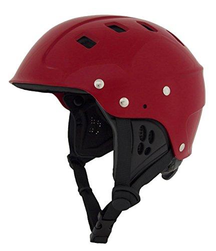 ヘルメット スケボー スケートボード 海外モデル 直輸入 NRS NRS Chaos Side Cut Helmet Red Largeヘルメット スケボー スケートボード 海外モデル 直輸入 NRS