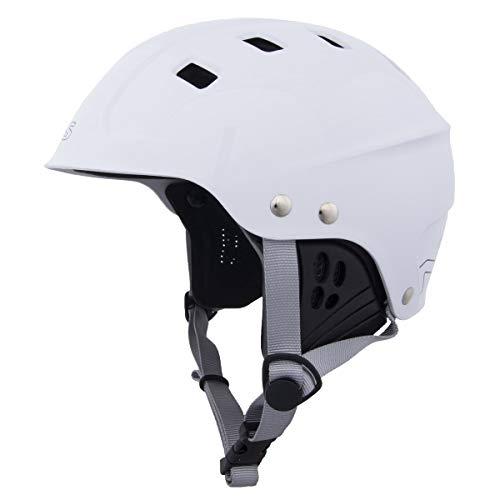 ヘルメット スケボー スケートボード 海外モデル 直輸入 NRS NRS Chaos Side Cut Helmet White Mediumヘルメット スケボー スケートボード 海外モデル 直輸入 NRS