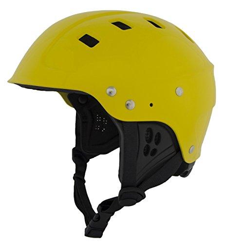 ヘルメット スケボー スケートボード 海外モデル 直輸入 NRS 【送料無料】NRS Chaos Side Cut Helmet Yellow Largeヘルメット スケボー スケートボード 海外モデル 直輸入 NRS