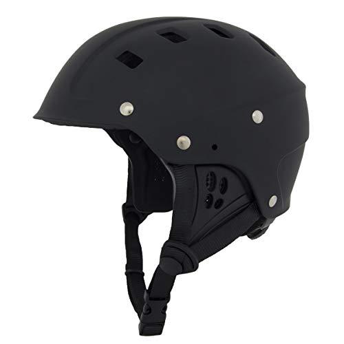 ヘルメット スケボー スケートボード 海外モデル 直輸入 NRS 【送料無料】NRS Chaos Side Cut Helmet Black Mediumヘルメット スケボー スケートボード 海外モデル 直輸入 NRS