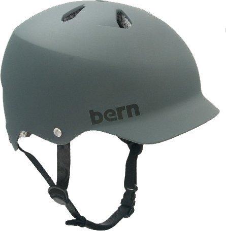 ヘルメット スケボー スケートボード 海外モデル 直輸入 VM5GGS Bern Watts Summer Hard Hat, Matte Grey, Smallヘルメット スケボー スケートボード 海外モデル 直輸入 VM5GGS