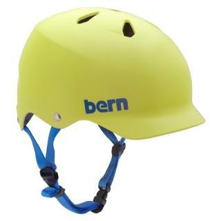 ヘルメット スケボー スケートボード 海外モデル 直輸入 VM5MYXL Bern Watts Summer Hard Hat, Matte Neon Yellow, X-Largeヘルメット スケボー スケートボード 海外モデル 直輸入 VM5MYXL