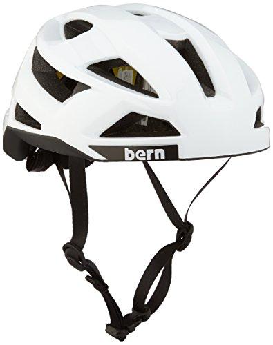 ヘルメット スケボー スケートボード 海外モデル 直輸入 BM10MGWHT02 Bern 2017 FL-1 Gloss White w/MIPS Technology - Mediumヘルメット スケボー スケートボード 海外モデル 直輸入 BM10MGWHT02