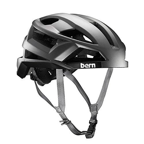 ヘルメット スケボー スケートボード 海外モデル 直輸入 BM10ZSGRY03 Bern 2017 FL-1 Satin Dark Silver Grey - Largeヘルメット スケボー スケートボード 海外モデル 直輸入 BM10ZSGRY03
