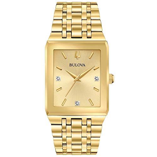 ブローバ 腕時計 メンズ 【送料無料】Bulova Modern - 97D120 Yellow One Sizeブローバ 腕時計 メンズ