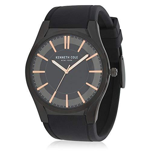 ケネスコール・ニューヨーク Kenneth Cole New York 腕時計 メンズ 【送料無料】Kenneth Cole Leather Mens Watch KC50489004ケネスコール・ニューヨーク Kenneth Cole New York 腕時計 メンズ