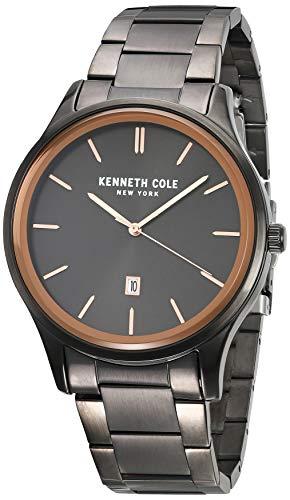 ケネスコール・ニューヨーク Kenneth Cole New York 腕時計 メンズ Watch Kenneth Cole Men's 3-Hand Watch Quartz Mineral Crystal KC50499001 KC50499001ケネスコール・ニューヨーク Kenneth Cole New York 腕時計 メンズ