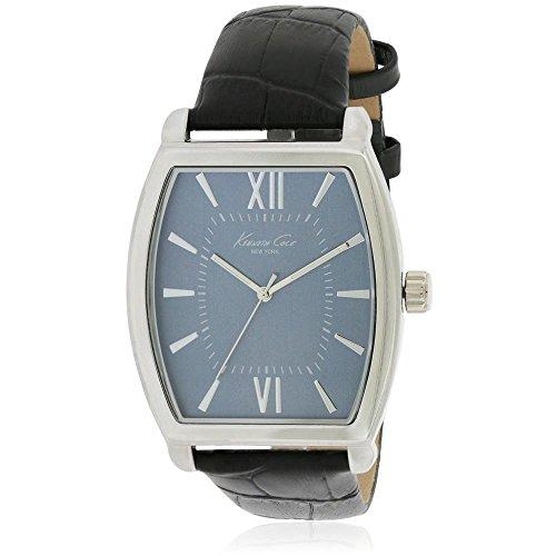 腕時計 ケネスコール・ニューヨーク Kenneth Cole New York メンズ 【送料無料】Kenneth Cole New York Leather Mens Watch 10022234腕時計 ケネスコール・ニューヨーク Kenneth Cole New York メンズ