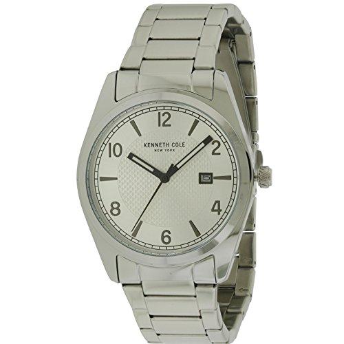 ケネスコール・ニューヨーク Kenneth Cole New York 腕時計 メンズ 【送料無料】Kenneth Kole New York Stainless Steel Mens Watch 10031331ケネスコール・ニューヨーク Kenneth Cole New York 腕時計 メンズ