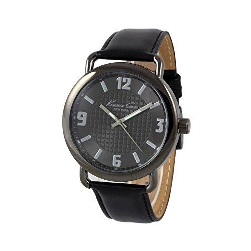 腕時計 ケネスコール・ニューヨーク Kenneth Cole New York メンズ 【送料無料】Kenneth Cole Men's Classic Watch - Black腕時計 ケネスコール・ニューヨーク Kenneth Cole New York メンズ