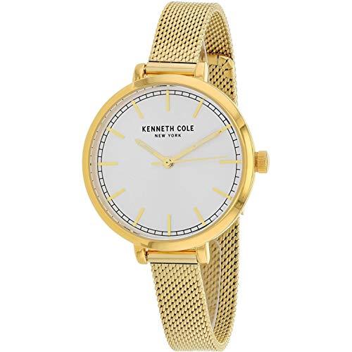 ケネスコール・ニューヨーク Kenneth Cole New York 腕時計 レディース 【送料無料】Kenneth Cole Women's KC50263006 'Classic' Gold-Tone Stainless Steel Watchケネスコール・ニューヨーク Kenneth Cole New York 腕時計 レディース