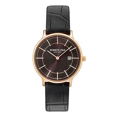 ケネスコール・ニューヨーク Kenneth Cole New York 腕時計 レディース 【送料無料】Kenneth Cole New York Women Uhr Watch Leather KC15057003ケネスコール・ニューヨーク Kenneth Cole New York 腕時計 レディース