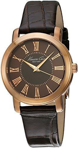 ケネスコール・ニューヨーク Kenneth Cole New York 腕時計 レディース 【送料無料】Kenneth Cole Women's 10022551 Classic Brown Watchケネスコール・ニューヨーク Kenneth Cole New York 腕時計 レディース