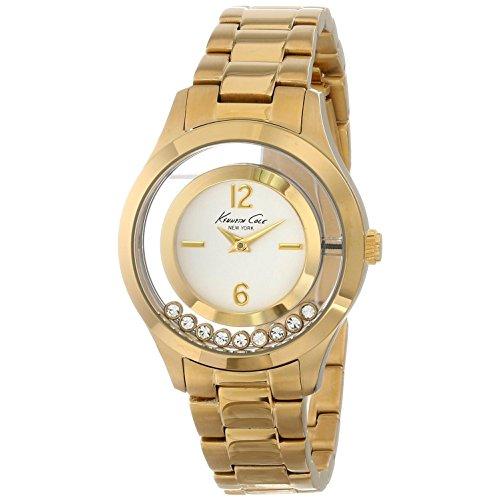 ケネスコール・ニューヨーク Kenneth Cole New York 腕時計 レディース 【送料無料】Kenneth Cole Transparency KC4942 Wristwatch for women Openworked dialケネスコール・ニューヨーク Kenneth Cole New York 腕時計 レディース
