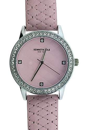 ケネスコール・ニューヨーク Kenneth Cole New York 腕時計 レディース 【送料無料】Kenneth Cole New York Women's Pink Dial Leather Band Watch KCC0060004ケネスコール・ニューヨーク Kenneth Cole New York 腕時計 レディース