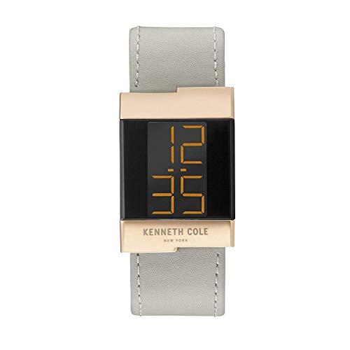 ケネスコール・ニューヨーク Kenneth Cole New York 腕時計 レディース 【送料無料】Kenneth Cole New York Women Uhr Watch Leather digital KCC0168005ケネスコール・ニューヨーク Kenneth Cole New York 腕時計 レディース